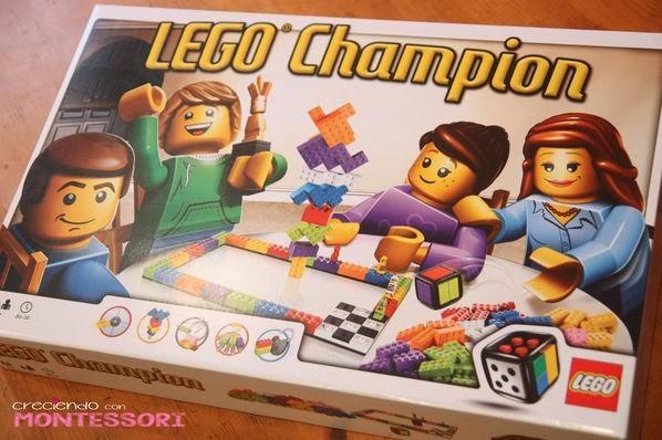 Regala Juguetes Educativos Para Navidad 7 Juego De Mesa Lego