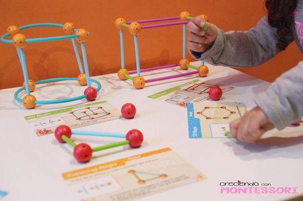 Dive Into Shapes De Learning Resources Creciendo Con Montessori