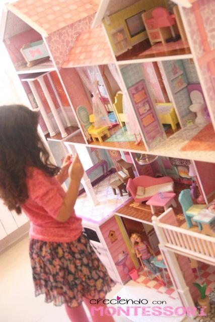 Casa De Campo Para Muñecas De Kidkraft Review Creciendo