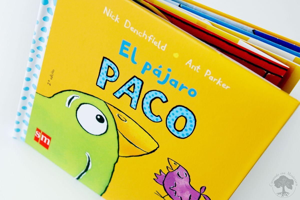 """Hace un tiempo os enseñaba uno de los libros favoritos de mi peque, el tan  famoso """"Pollo Pepe"""". Y es que es tal el amor que le tiene a estos libros  que ..."""