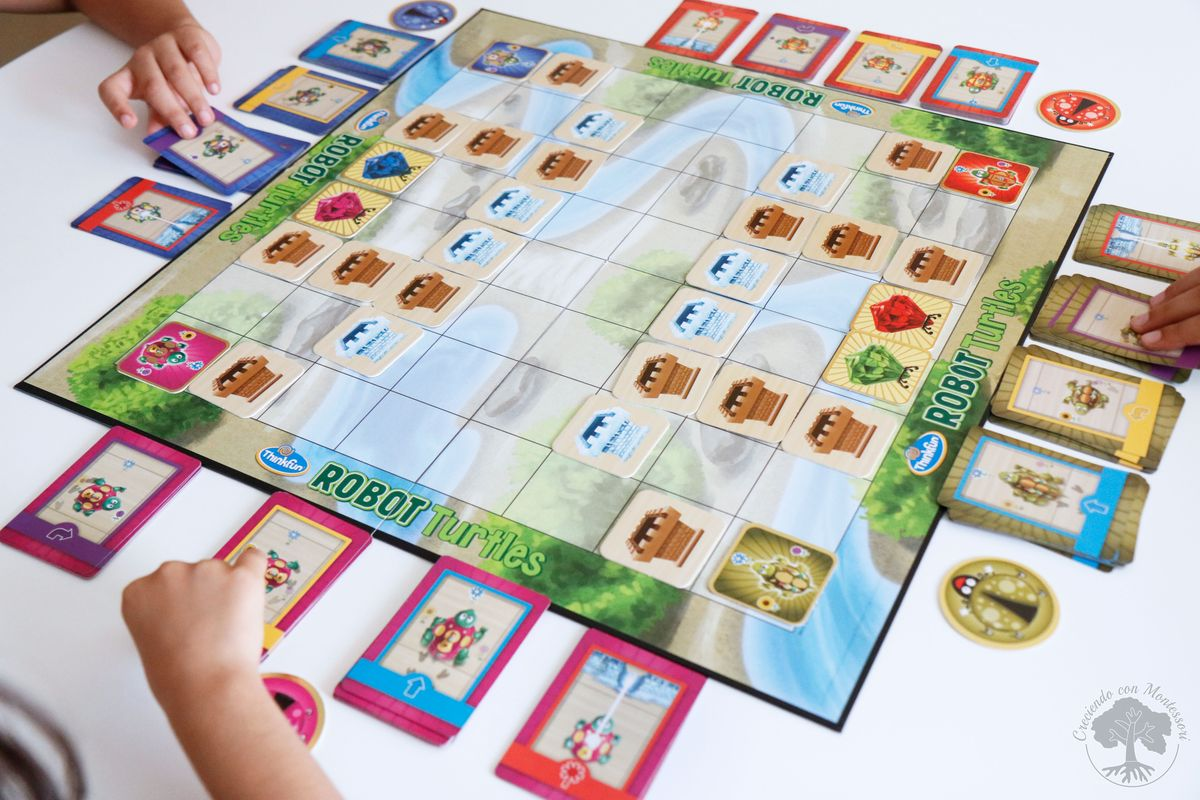 8 Juegos De Mesa Para Aprender Matematicas Creciendo Con Montessori
