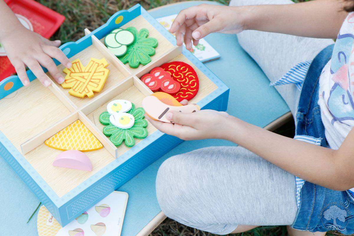 Juego Simbolico Para Llevar Juego Simbolico Y Montessori Sorteo
