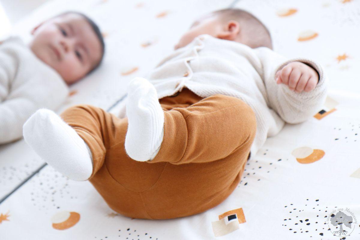 ambiente montessori beb en casa 1 espejo con barra