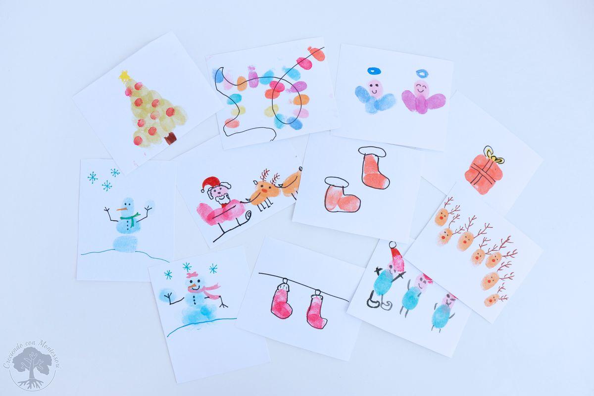 Ideas De Dibujos Para Navidad.Ideas De Manualidades Y Actividades Para El Adviento En