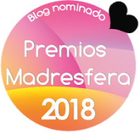 Vota a tus Blogs madresféricos de 2018